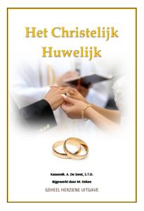 christelijk huwelijkfoto