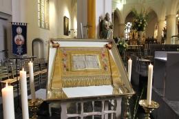 Eucharistisch mirakel van Boxtel-Hoogstraten, Nederland,1380