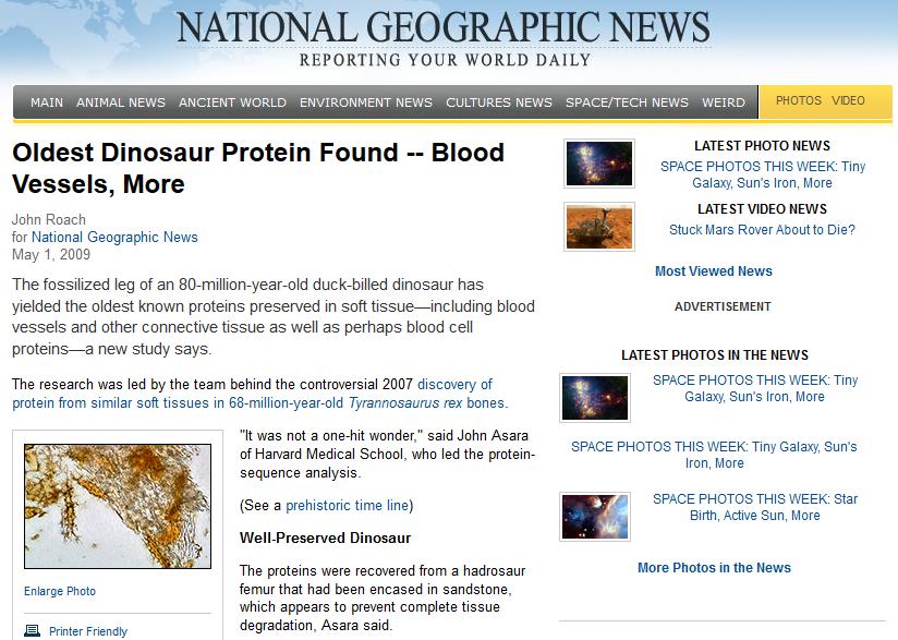 dinosaurus zachte weefsel Carbon dating vragen of we dateren